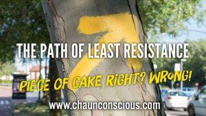Least resistance