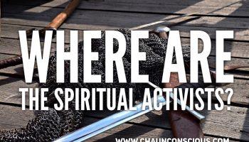 Spiritual Activists spiritual activism