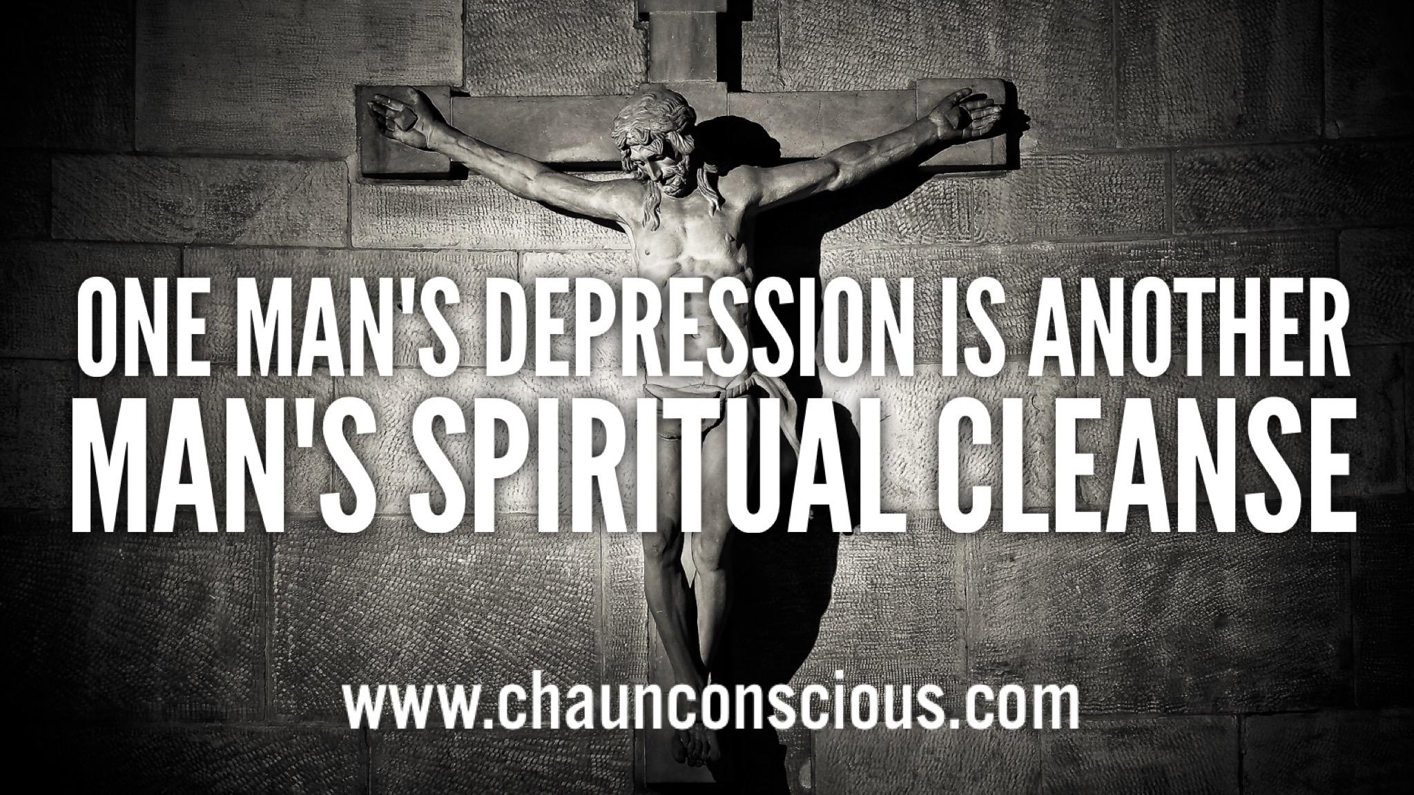 Spiritual cleanse