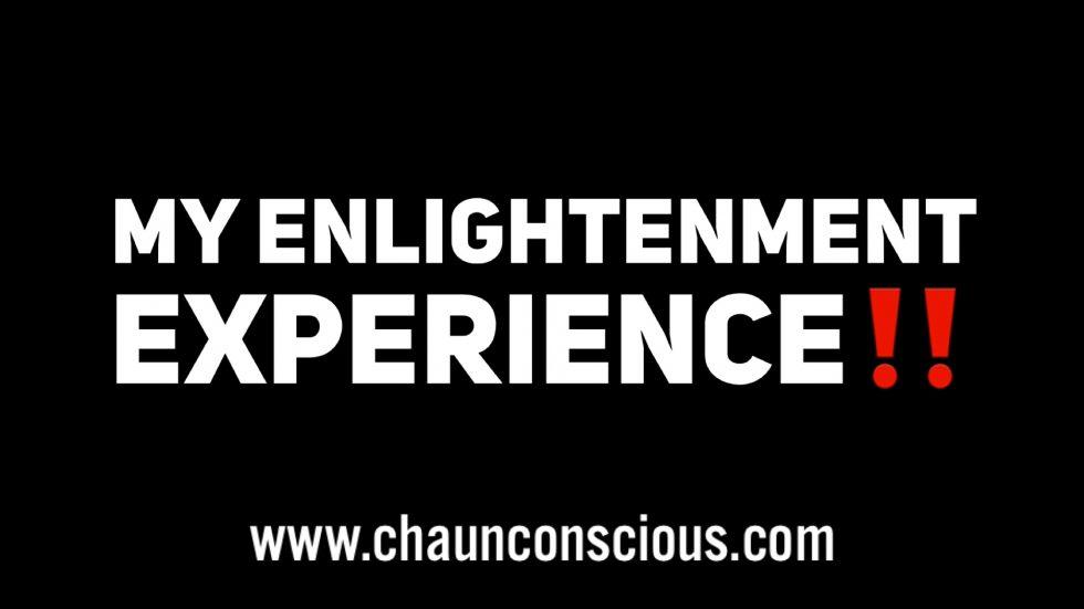 enlightenment chaun conscious