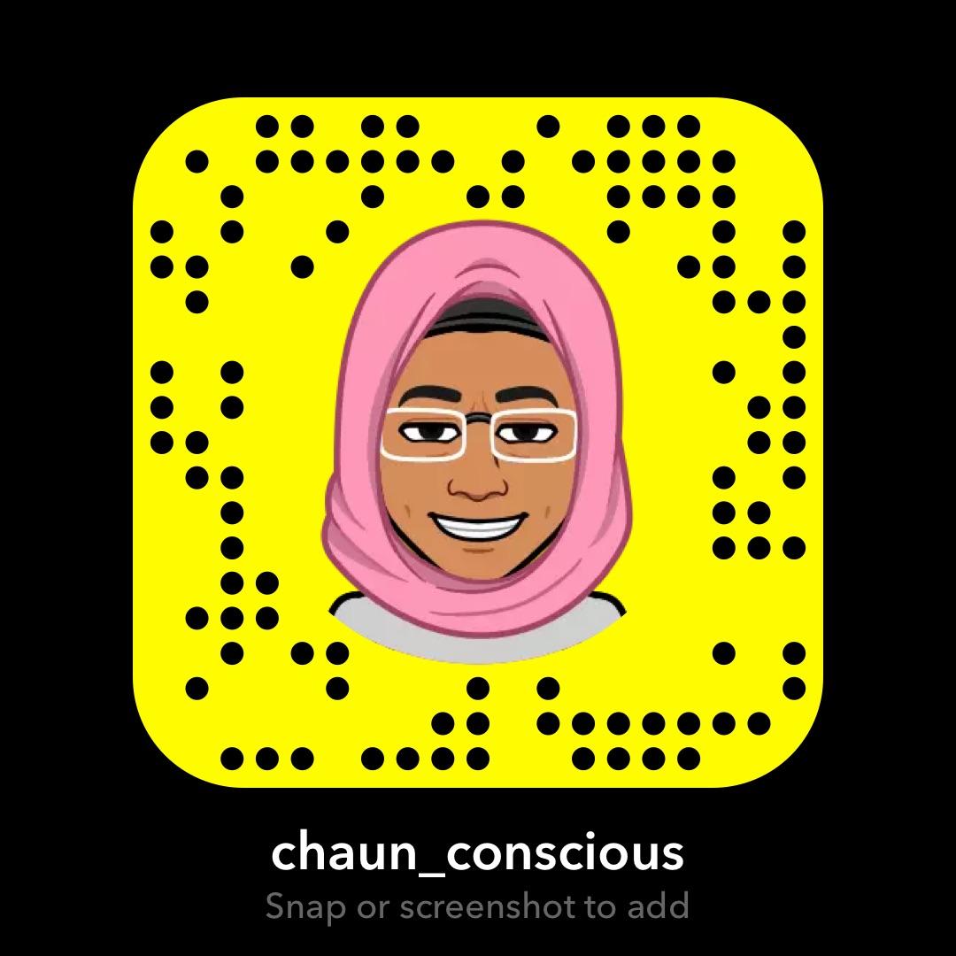 Chaun Conscious snapchat