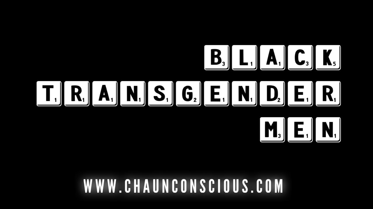 black transgender men